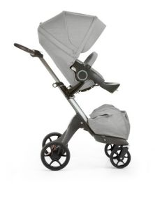 Stokke Xplory 160531-4044 Grey Melange new wheels 2016_29418