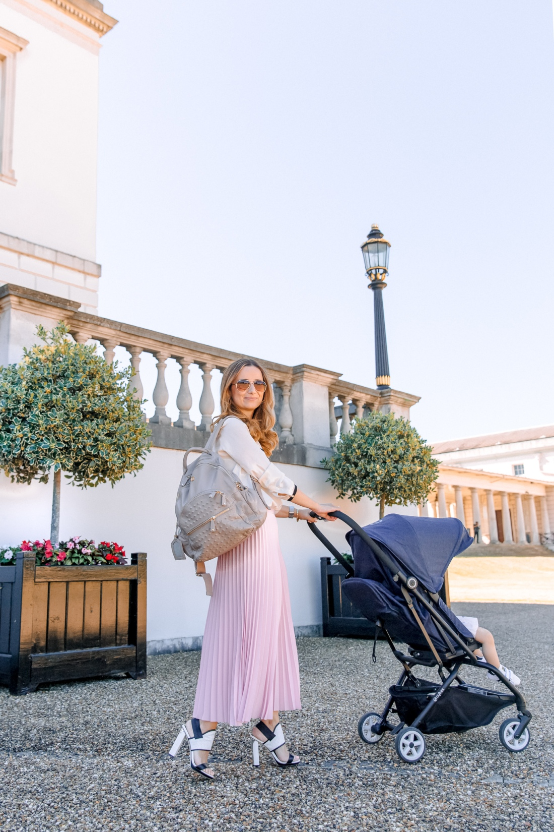 Cybex Eezy S Twist The New City Stroller With A Twist Lux Mumma